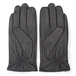 Men's gloves, black, 39-6-715-1-V, Photo 1