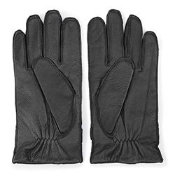 Rękawiczki męskie, czarny, 44-6-234-1-V, Zdjęcie 1