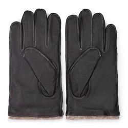 Rękawiczki męskie, czarny, 44-6-716-1-S, Zdjęcie 1
