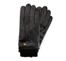 Rękawiczki męskie, czarny, 39-6-354-1-S, Zdjęcie 1