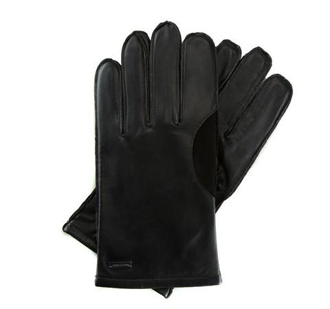 Rękawiczki męskie, czarny, 39-6-700-B-L, Zdjęcie 1
