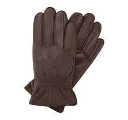 Rękawiczki męskie, ciemny brąz, 39-6-703-B-M, Zdjęcie 1