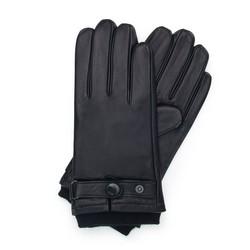 Rękawiczki męskie, czarny, 39-6-704-1-V, Zdjęcie 1