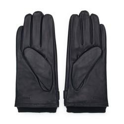 Men's gloves, black, 39-6-704-1-V, Photo 1