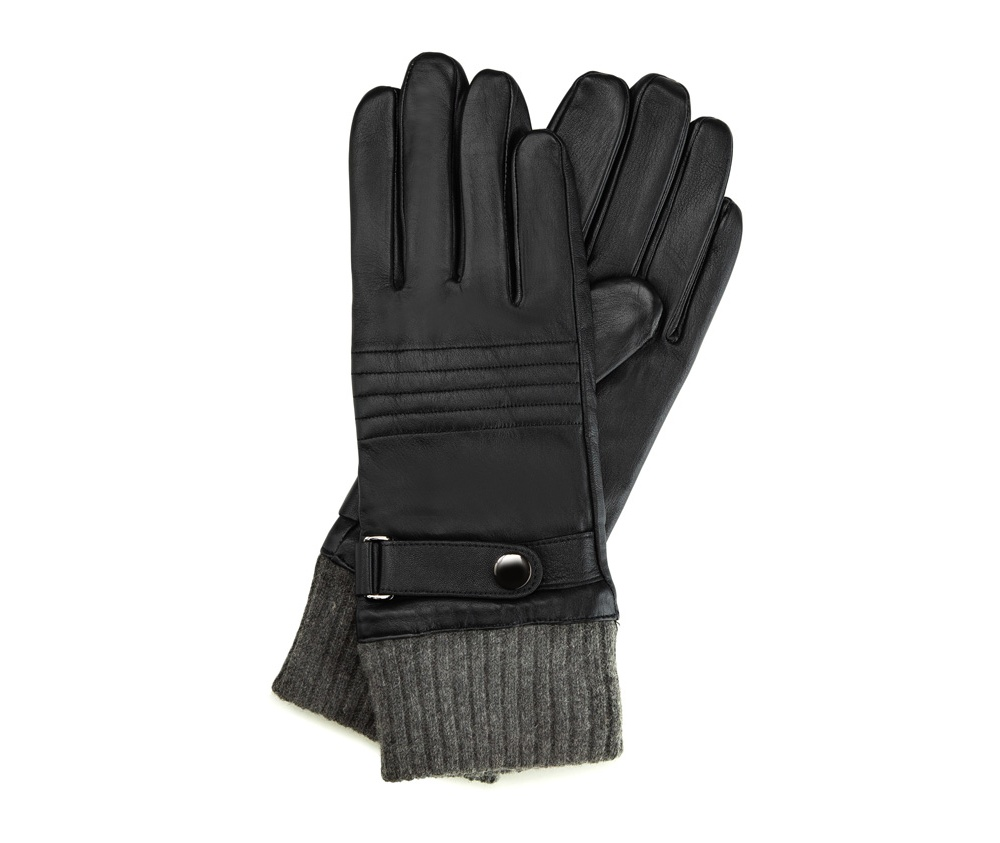 Перчатки мужские кожаныеПерчатки мужские кожаные<br><br>секс: мужчина<br>Цвет: черный<br>Размер INT: S