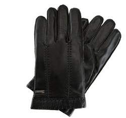 Перчатки мужские кожаные Wittchen 39-6-706-1, черный 39-6-706-1