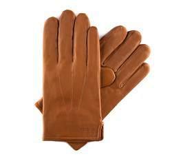 Rękawiczki męskie, jasny brąz, 39-6-308-L-L, Zdjęcie 1
