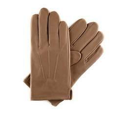 Rękawiczki męskie, beżowy, 39-6-308-X-M, Zdjęcie 1