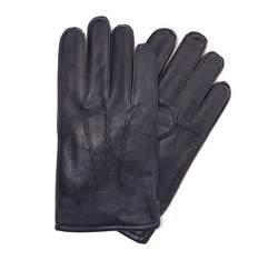 Man's gloves, plum, 39-6-328-GC-L, Photo 1