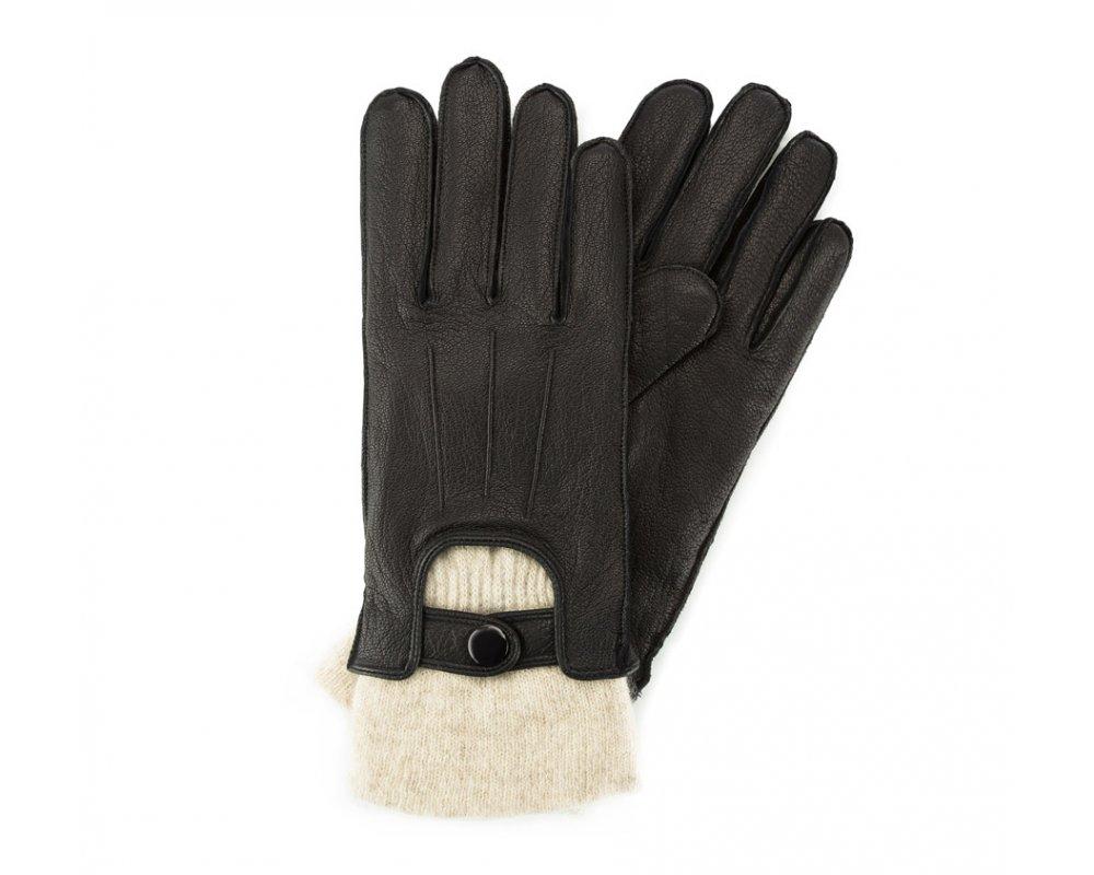Перчатки мужские кожаныеПерчатки мужские кожаные<br><br>секс: мужчина<br>Цвет: черный<br>Размер INT: S<br>материал:: Натуральная кожа