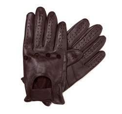 Rękawiczki męskie, brązowy, 46-6-381-K-L, Zdjęcie 1