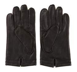 Rękawiczki męskie, ciemny brąz, 39-6-343-D-L, Zdjęcie 1