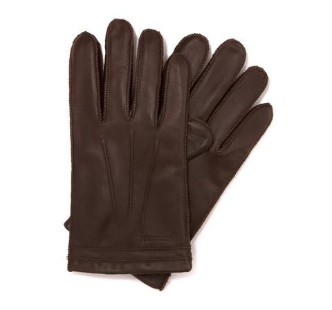 Rękawiczki męskie, brązowy, 39-6-343-K-V, Zdjęcie 1