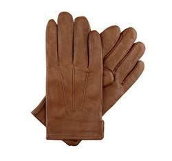 Rękawiczki męskie, brązowy, 45-6-308-6-L, Zdjęcie 1