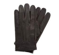 Rękawiczki męskie, brązowy, 45-6-327-D-L, Zdjęcie 1