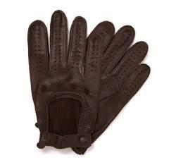 Rękawiczki męskie, brązowy, 46-6-386-K-M, Zdjęcie 1
