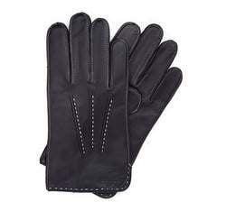 Перчатки мужские кожаные 39-6-348-1