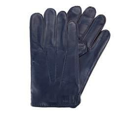 Rękawiczki męskie, śliwkowy, 39-6-348-GC-S, Zdjęcie 1