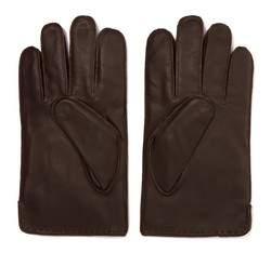 Rękawiczki męskie, brązowy, 39-6-348-K-L, Zdjęcie 1