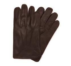 Rękawiczki męskie, brązowy, 39-6-348-K-X, Zdjęcie 1