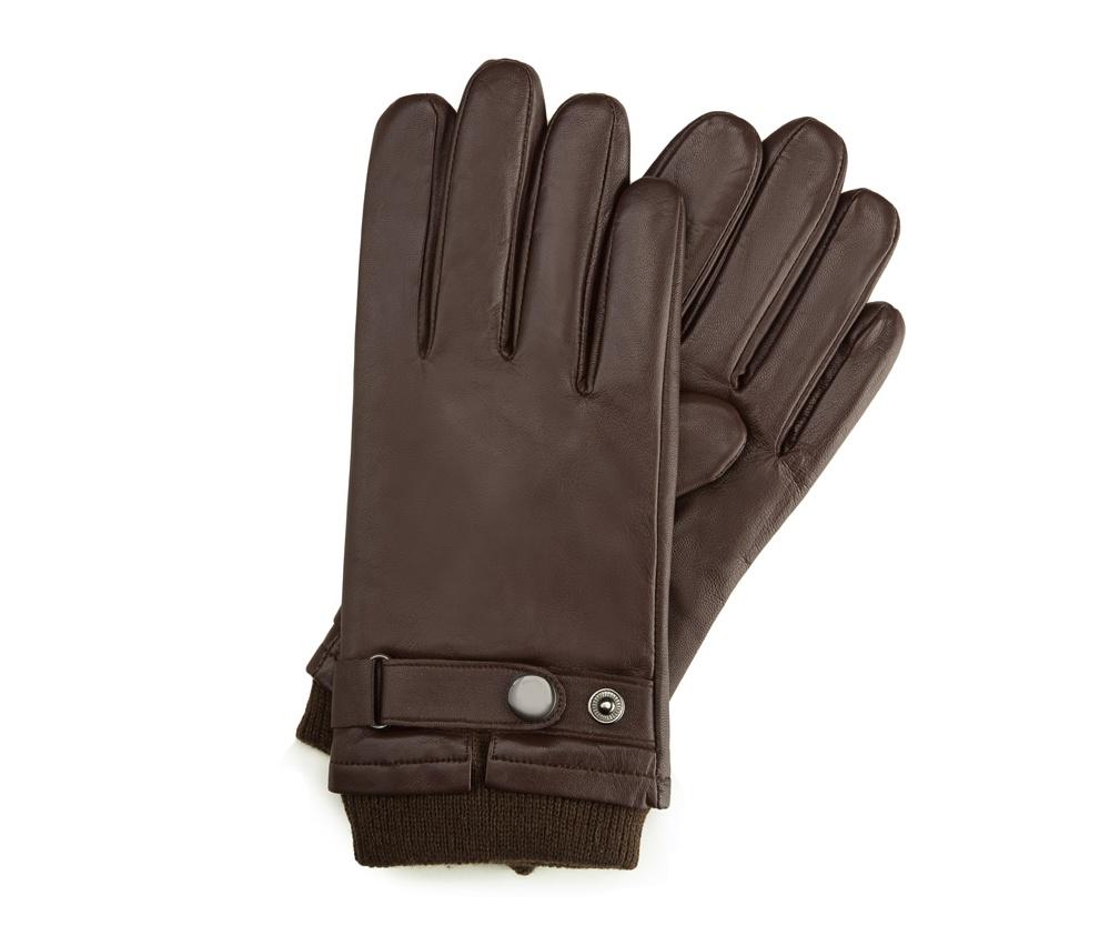 Перчатки мужские кожаныеПерчатки мужские кожаные<br><br>секс: мужчина<br>Цвет: коричневый<br>Размер INT: S<br>материал:: Натуральная кожа