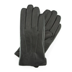Men's gloves, black, 39-6-709-1-X, Photo 1