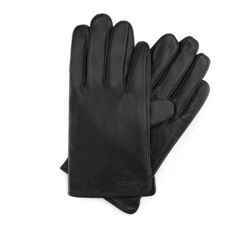 Перчатки мужские кожаные Wittchen 39-6L-300-1, черный 39-6L-300-1