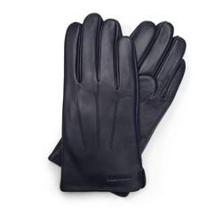 Rękawiczki męskie, chabrowy, 39-6L-308-GC-L, Zdjęcie 1