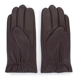Gloves, dark brown, 44-6-457-B-V, Photo 1