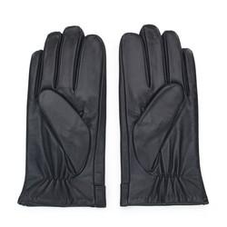 Men's gloves, dark brown, 44-6-717-BB-S, Photo 1