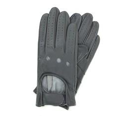 Rękawiczki męskie, szary, 46-6L-381-S-V, Zdjęcie 1