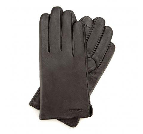Rękawiczki męskie, ciemny brąz, 39-6-907-BB-S, Zdjęcie 1