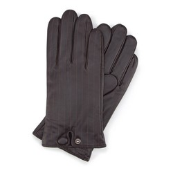 Men's gloves, brown, 39-6-715-BB-S, Photo 1