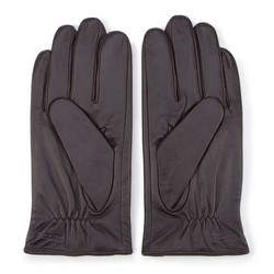 Men's gloves, brown, 39-6-715-BB-L, Photo 1