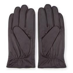Rękawiczki męskie, brązowy, 39-6-715-BB-S, Zdjęcie 1