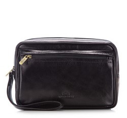 Wrist bag, black, 16-3-003-11, Photo 1