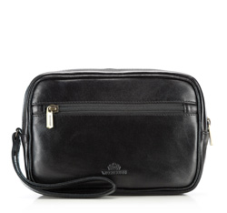 Wrist bag, black, 16-3-004-11, Photo 1
