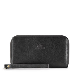 Wrist bag, black, 21-3-120-1, Photo 1