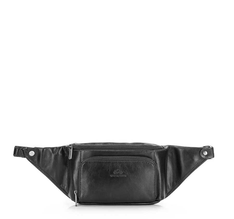 Bum bag, black, 85-4U-908-1, Photo 1