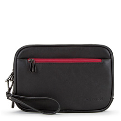 Wrist bag, black, 90-3P-503-1, Photo 1