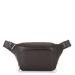 Waist bag, brown, 90-3U-258-4, Photo 1