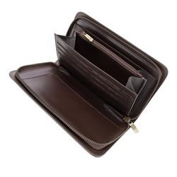 Wrist bag, dark brown, 10-3-378-4, Photo 1