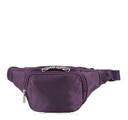 Bum bag, violet, 56-3S-103-24, Photo 1