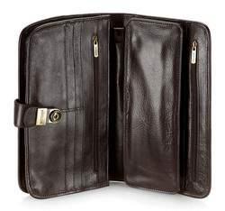 Wrist bag, brown, 21-3-032-4, Photo 1
