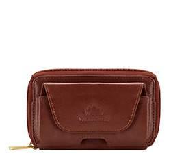 Wrist bag, light brown, 14-2-194-5, Photo 1
