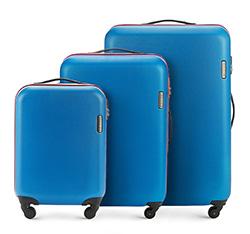 Zestaw walizek, niebieski, 56-3-61S-95, Zdjęcie 1