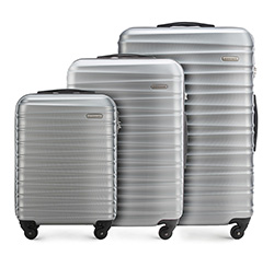 Luggage set, grey, 56-3A-31S-00, Photo 1