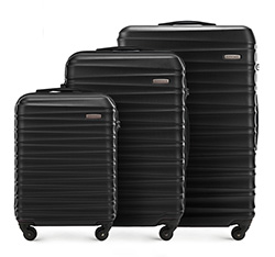 Luggage set, black, 56-3A-31S-10, Photo 1