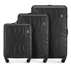 Zestaw walizek, czarny, 56-3A-57S-10, Zdjęcie 1