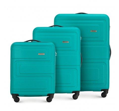 Комплект чемоданов 56-3A-63S-85
